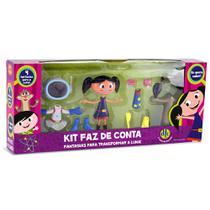 Kit Faz de Conta - O Show da Luna - DTC -