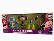 Kit Faz De Conta - Show Da Luna - Dtc -