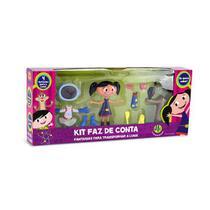 Kit Faz De Conta Show Da Luna Dtc -