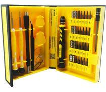 Kit Ferramentas 36 Em 1 Chaves Le-960 Lelong Celular Tablet Notebook Torx Fenda Phillips -