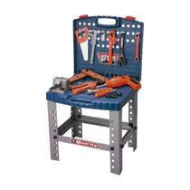 Kit Ferramentas Infantil Bel Brink 489400 Laranja E Azul -