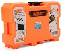Kit Ferramentas Multifuncional 18 Peças Profissional Jakemy JM-9103 -