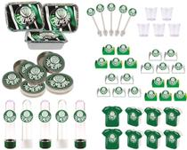 Kit festa Time Palmeiras 110 peças -