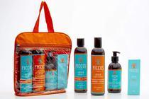 Kit Ficcus Argan Hidratação Profunda -