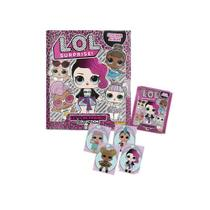 Kit Figurinha Lol Surprise 12 Cards + 48 Figurinhas PANINI -