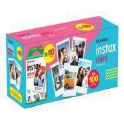 Kit Filme 100 poses Instax Mini FujiFilm Fotos -