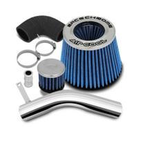 Kit Filtro Air Cool Esportivo Race Chrome Chevrolet 1.4 / 1.8 Azul - Diskscap