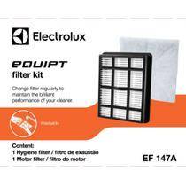 Kit Filtro Hepa Original EF147A para Aspiradores de Pó Equipt EQP01 e EQP02 - Electrolux
