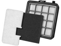 Kit Filtro Hepa para Aspirador de Pó Electrolux - EF123LA -