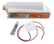 Kit Filtro P355 + Placa Peltier Tec1 12706 Compatível - Latina
