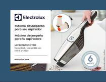 Kit Filtro para Aspiradores Ergorapido (FEE10) - Electrolux -