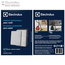 Kit Filtros EFL01 para Aspirador de Pó Electrolux Neo30 e Neo31 - A12996601 -