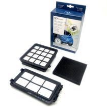 Kit Filtros HEPA Electrolux EasyBox Plus Easy1 Easy2 FEA01 A18833901 41042340 -