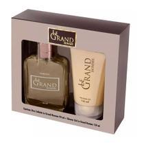 Kit Fiorucci Le Grand Homme Deo Colônia 90ml + Shower Gel 150ml -