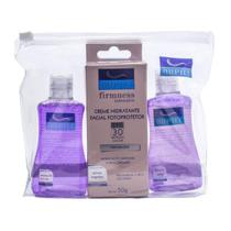 Kit Firmness Intensive  Limpa Tonifica Hidrata - Nupill -
