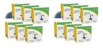 Kit Fita Medição De Glicose G423s Bioland 12 Caixas 50 Fitas -