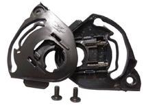 Kit fixacao compat. c/ ls2 - ff320 - stream / ff353 - rapid - POLIVISOR