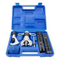Kit Flangeador Excêntrico EOS com Catraca, Cortador e Escariador 1/4 a 3/4 EOS-N806AM-L EOS-N806AM-L -