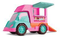 Kit Food Truck Sorveteria Judy Rampinha Traseira Didatico - Emporio Magazine
