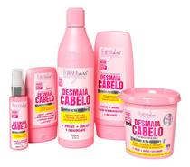 Kit Forever Liss Desmaia Cabelo Completo 350g -