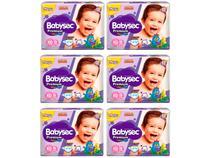 Kit Fraldas Babysec Premium Galinha Pintadinha - Tam. XG 11 a 14kg 6 Pacotes com 26 Unid