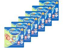 Kit Fraldas MamyPoko Fralda-Fita Tam. RN - 5kg 6 Pacotes com 20 Unidades Cada