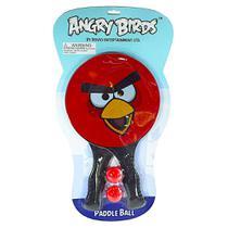 Kit Frescobol Angry Birds - DTC -