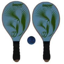 Kit Frescobol de Praia Impar Sports + Bolinha -