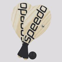 Kit Frescobol Speedo 2 Raquetes e 1 Bola -
