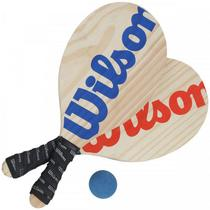 Kit Frescobol Wilson -