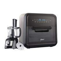 Kit Fritadeira Super Fryer e Processador de Alimentos Compacto Oster -