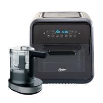 Kit Fritadeira Super Fryer e Processador de Alimentos Oster Up & Down -