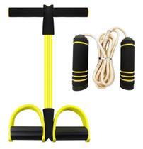 Kit Funcional Fitness Pula Corda +Elástico Extensor Vertical - Mb Fit