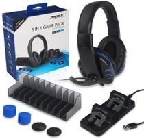 kit Game Pack 5 em 1 Compatível com PS4 PRO e PS4 Slim - DOBE -