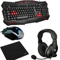 Kit Gamer KG-30 + MG-11 + Voicer + AC027 - C3 tech