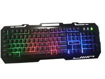 Kit Gamer Teclado LED + Mouse KB016 - Bsn