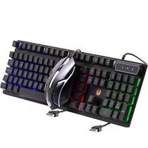 Kit Gamer Teclado Mouse Headphone Hz-9 - Haiz Shop