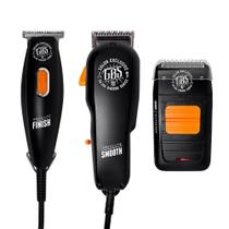 Kit gbs absolute finish + shaver + smooth 110v - GAMA ITALY
