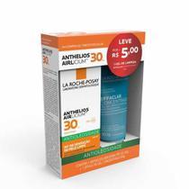 Kit Gel Creme Anthelios Airlicium FPS30 50g + Gel de Limpeza Effaclar Concentrado 60g - La Roche Posay
