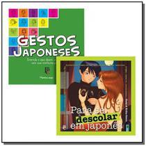Kit - gestos e para se descolar em japones - Jbc