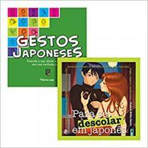 Kit Gestos e Para Se Descolar em Japonês - Jbc