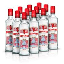 Kit Gin Beefeater London Dry 750ml - 12 Unidades -