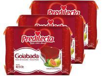 Kit Goiabada Predilecta Original 3 Unidades - 300g