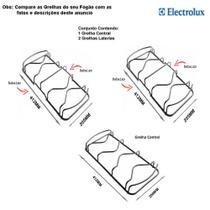 Kit grelhas para fogões electrolux 5 bocas 76 lbu -