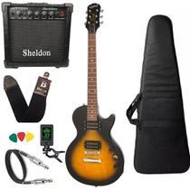 Kit Guitarra les paul Epiphone Special VE Sunburst Sheldon -