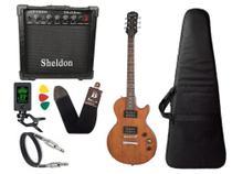 Kit Guitarra les paul Epiphone Special VE Walnut Sheldon -