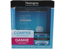 Kit Hidratante e Máscara Facial - Promopack Neutrogena -