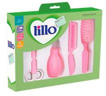 Kit Higiene 4 Pçs - Lillo Ref 605831 -