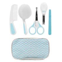 Kit higiene cuidados para bebê com estojo buba -