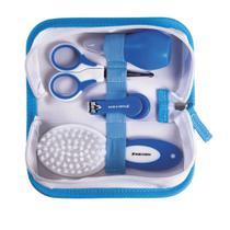 Kit higiene cuidados para o bebê com necessaire marco boni -